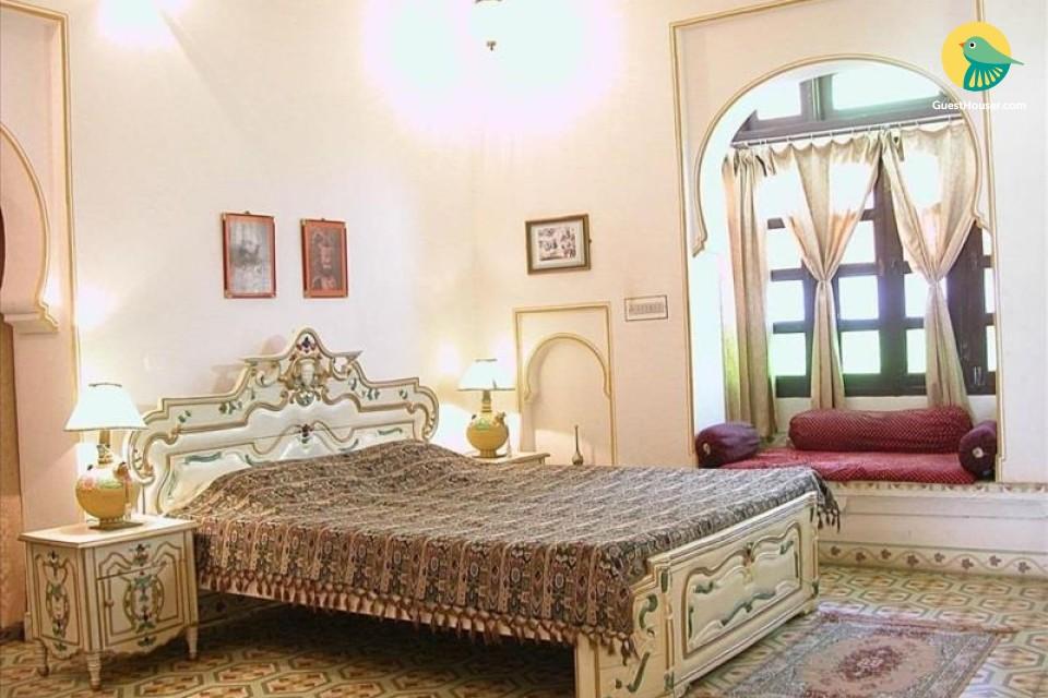 Regal abode for 3, ideal for a rejuvenating retreat