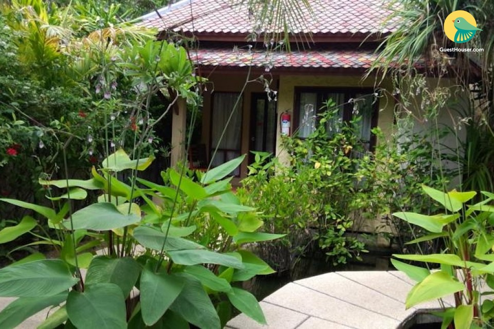 Beautiful villa to stay