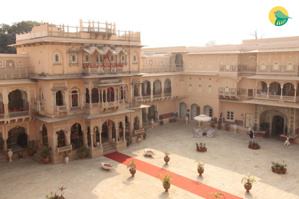 Luxurious Fully Furnished Heritage stay In Jaipur