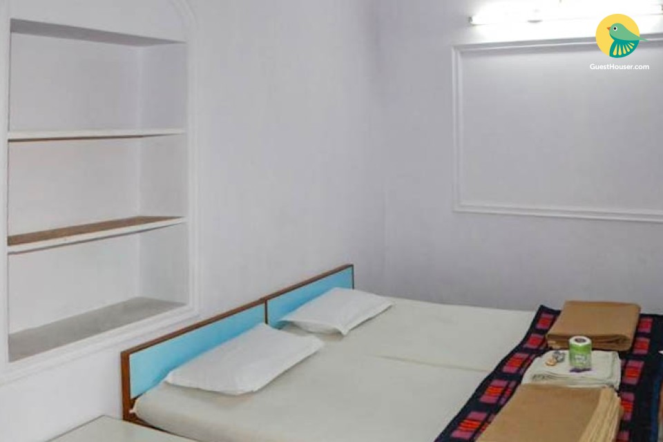 Comfortable 1-BR, ideal for backpackers