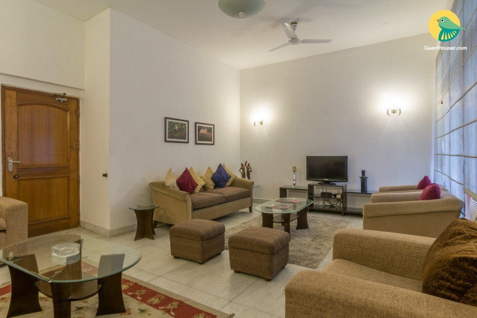 3 Bedroom Apartment in Greater Kailash 2