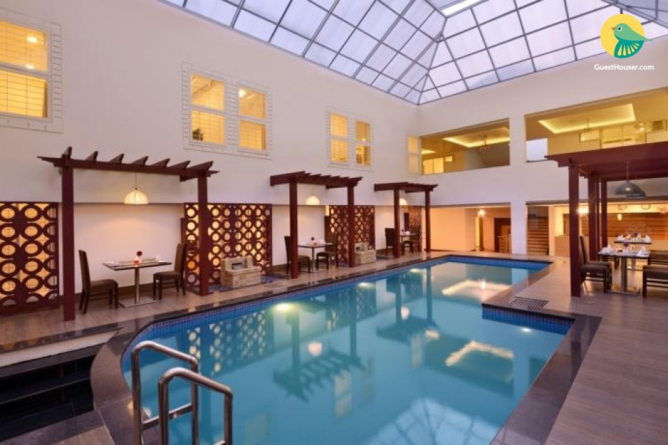 Blissful stay with a pool