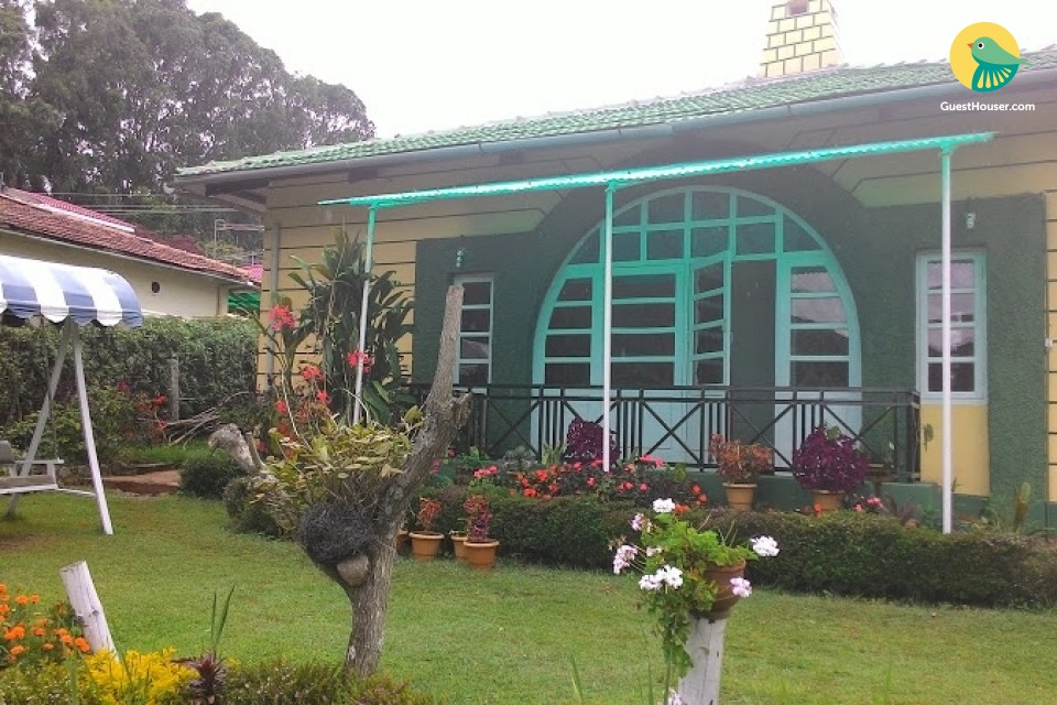 Homely 3-BR cottage for a group stay, near Sim's Park