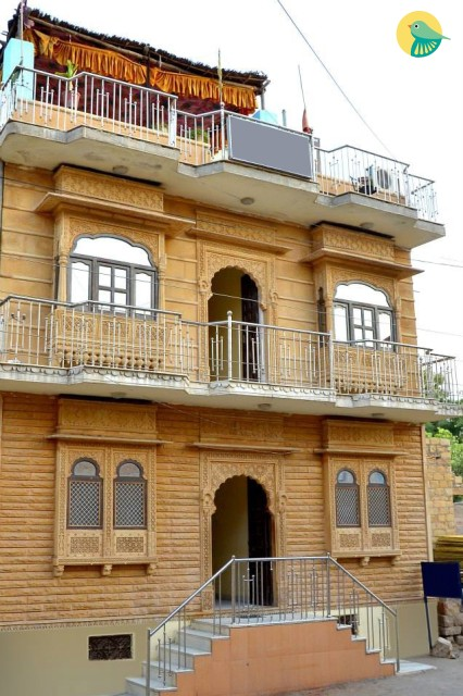 Enjoy the Jaisalmer fort view from the room