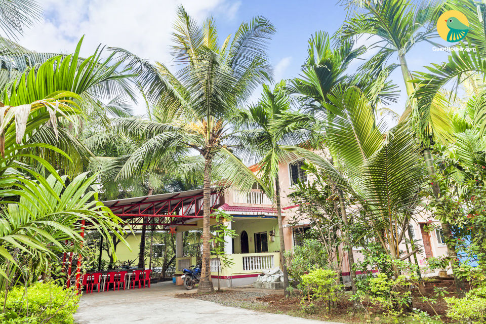 Peaceful 3-BR homestay, 800 m from Nagaon Beach