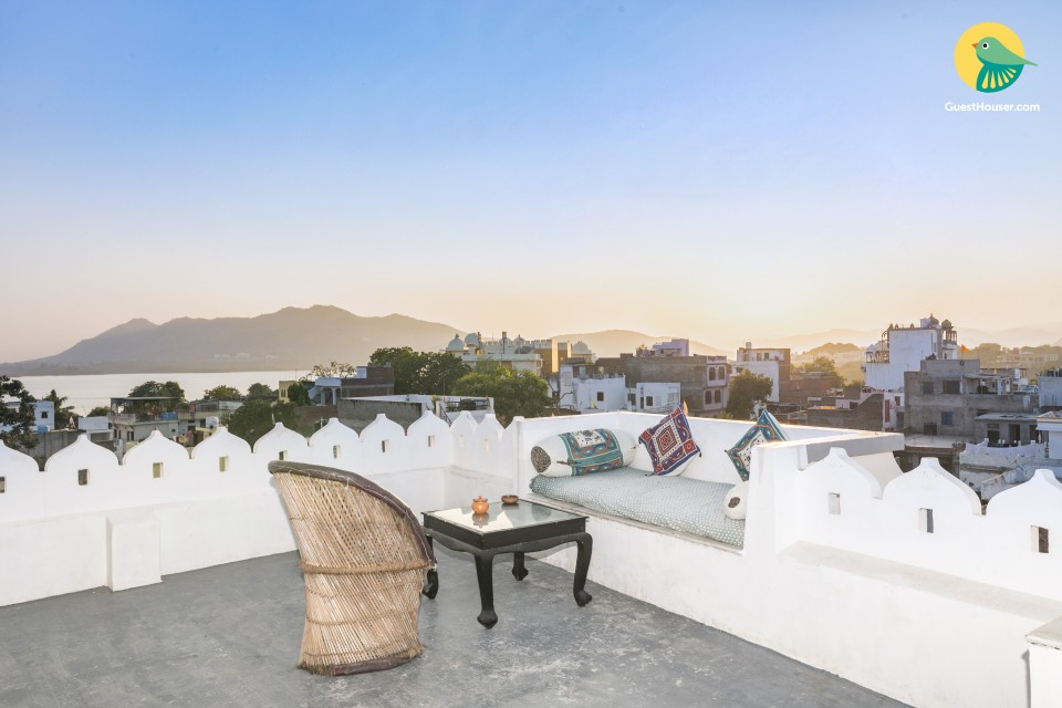 Traditional stay for three, close to Lake Pichola