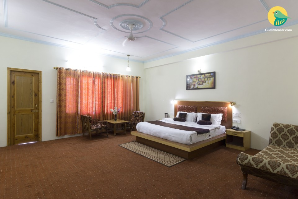 1-bedroom boutique stay, 2.9 km from Tibetan Colony