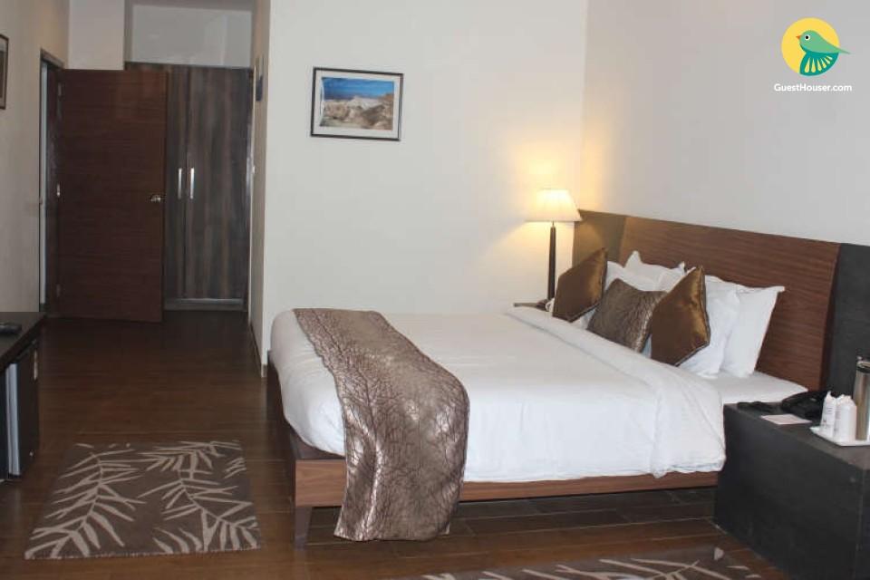 Superior 3 bedroom villas to stay..
