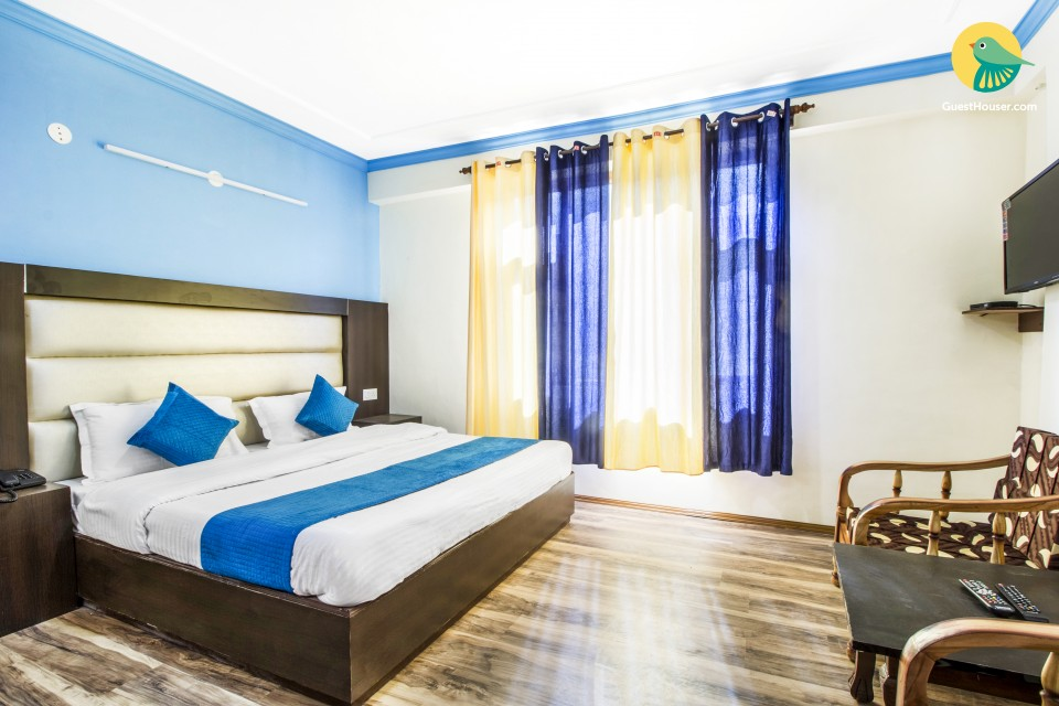 Comfy room in a boutique stay, ideal for leisure travellers