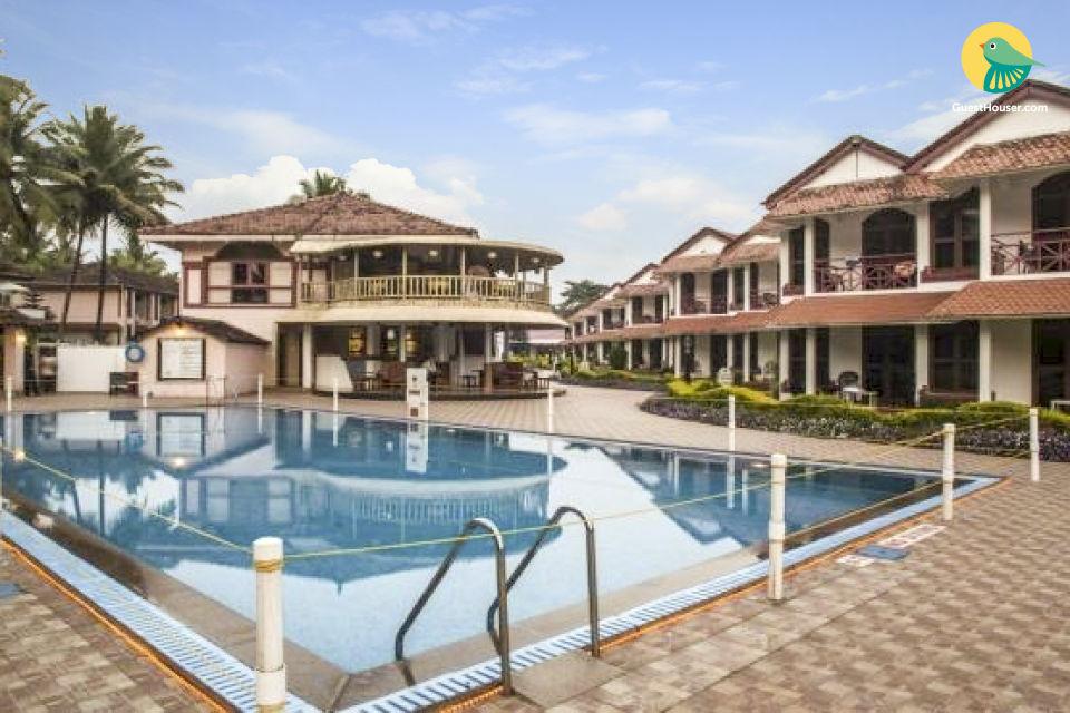 Well-furnished 1-bedroom villa