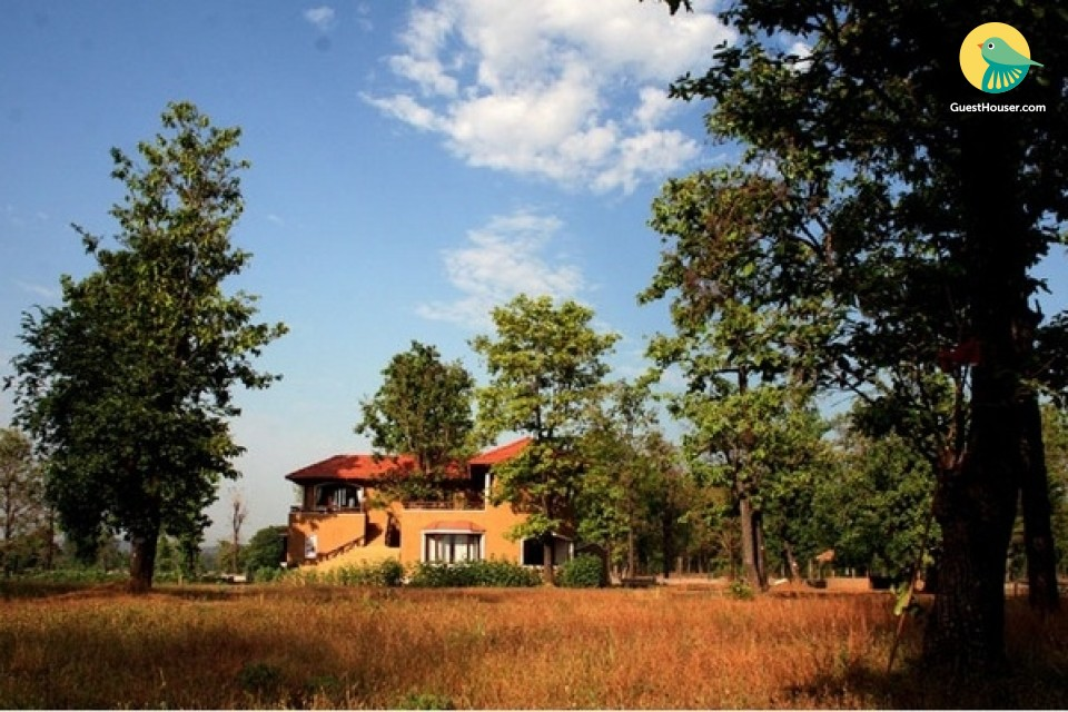 Beautiful cottage to stay in Kanha National Park