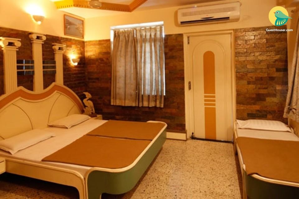 A cosy private room