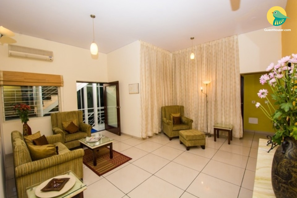 Guesthouse in Karnataka