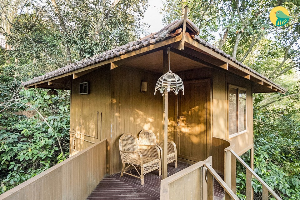 Charming tree house, ideal for a romantic getaway