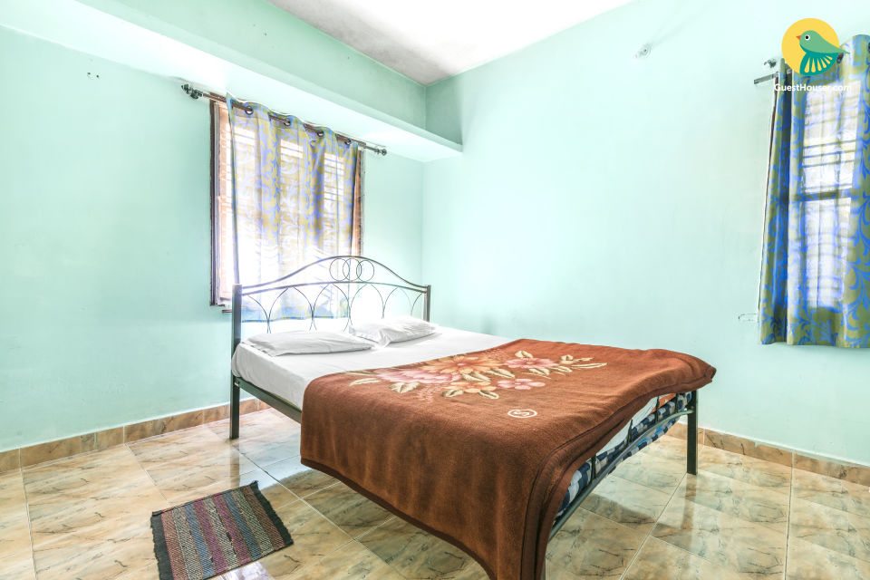 Comfy homestay for three, close to Abbi Falls