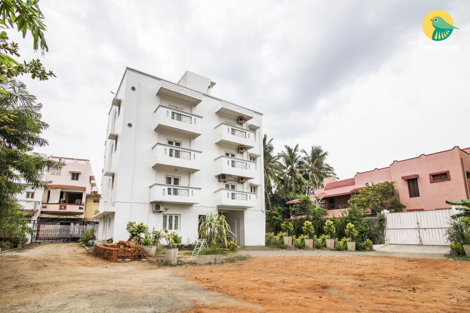 Well-appointed 3 BHK, ideal for a group excursion