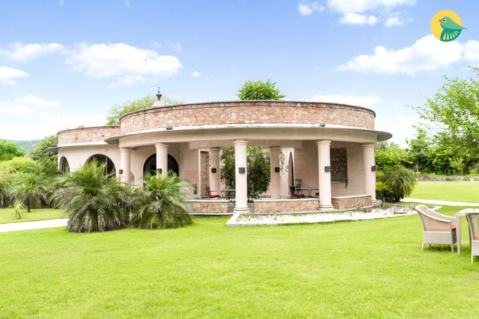 Villa With Garden & Spa