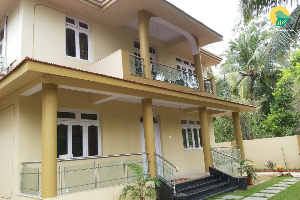 2-BR apartment near Colva Beach