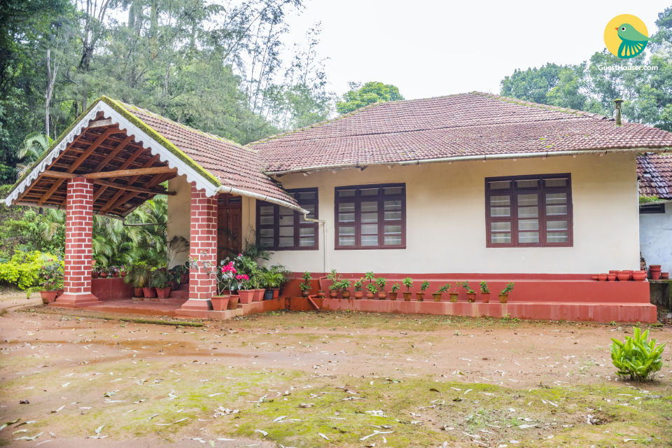 Idyllic stay for three, 900 m from Madikeri Fort