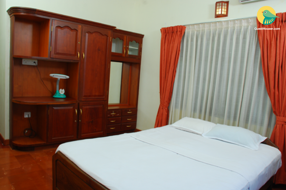 AC Room in Homestay