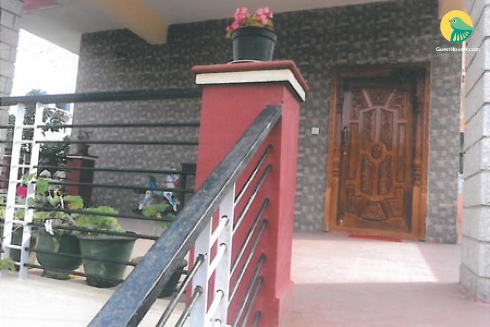 2-BR homestay near Madikeri Fort