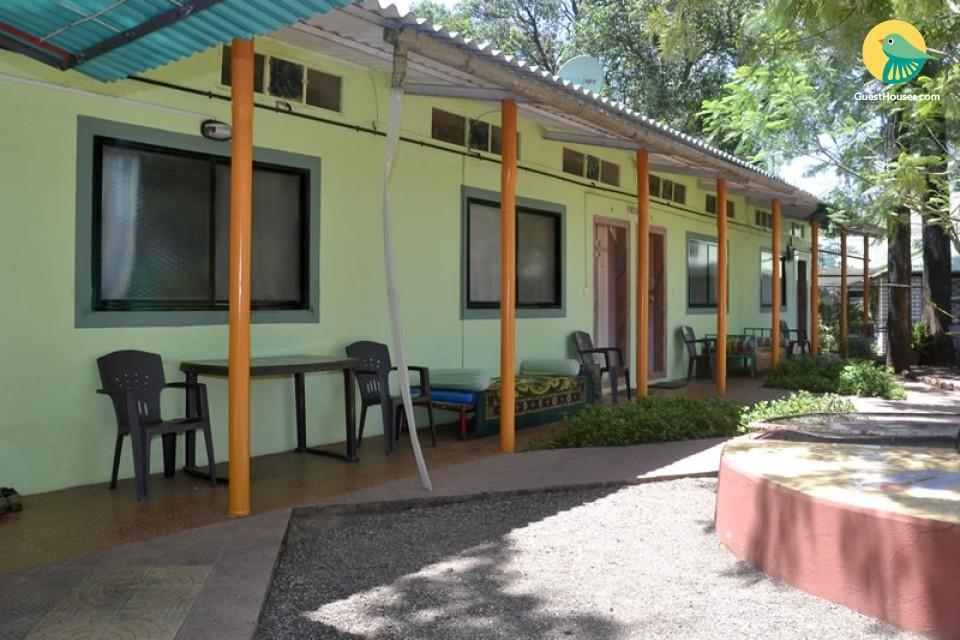 2 Bedroom Apartment in Satara