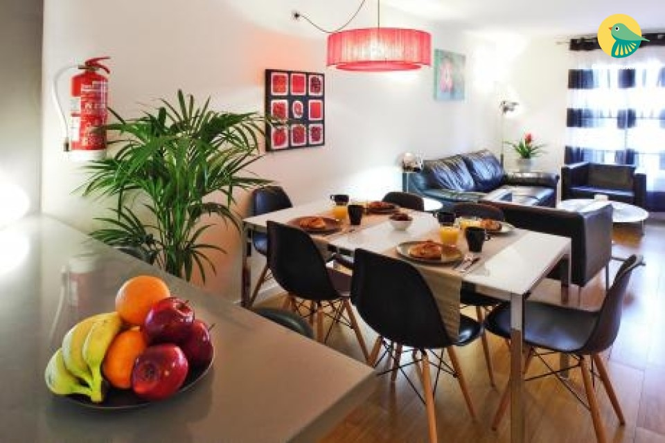 2BHK Apartment in Barcelona