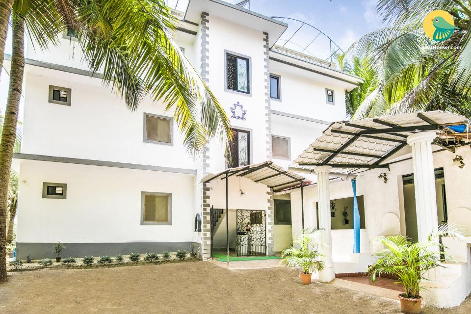 1BHK apartment near Benaulim Beach