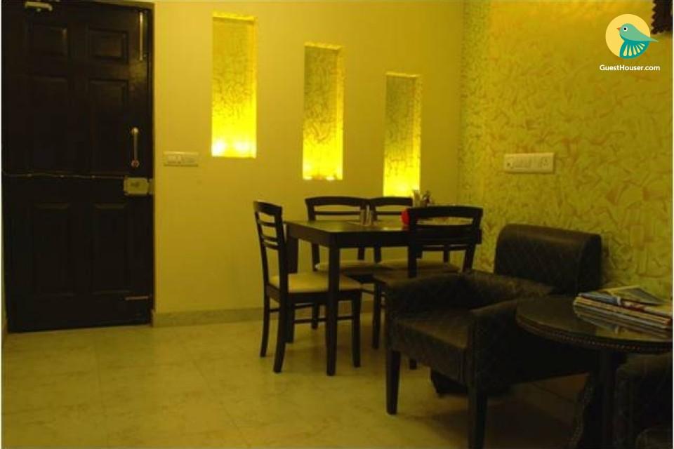 3 bhk beautiful apartment in Delhi