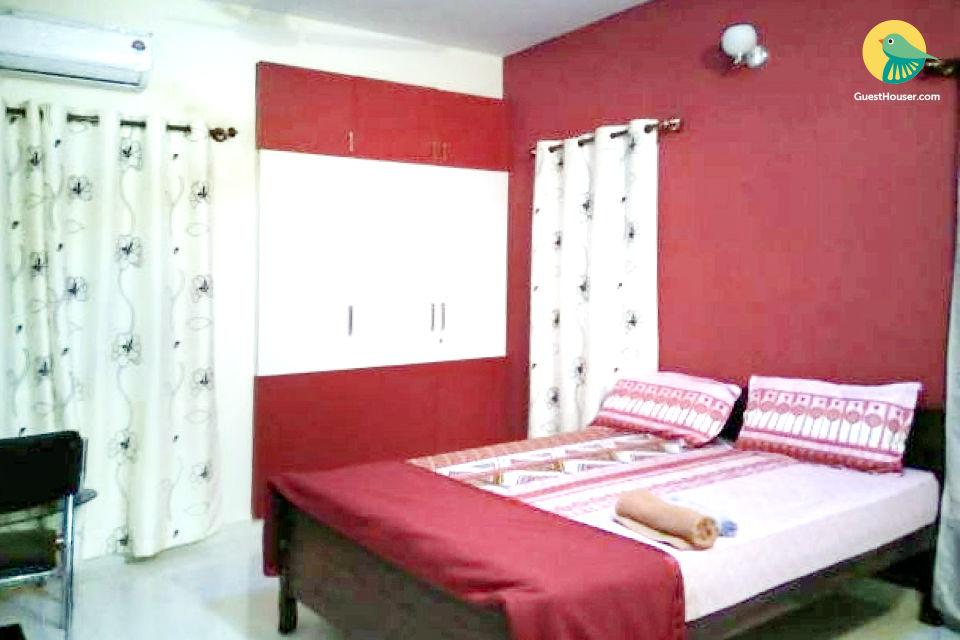 Ac Room to stay in OMR Thoraipakkam