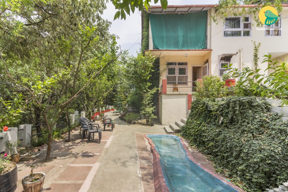 An ideal 6-BR stopover for a group of bikers
