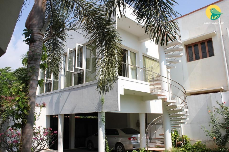 Beautiful homestay just 3 km from Manakula Vinayagar Temple