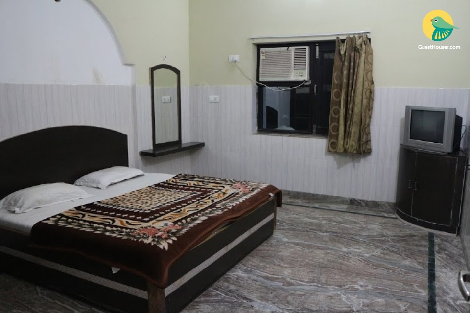 Nice place to stay in Vrindavan