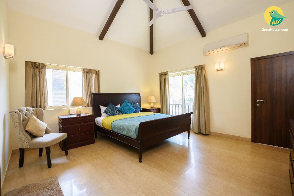Luxury 4 BR Bungalow in Goa
