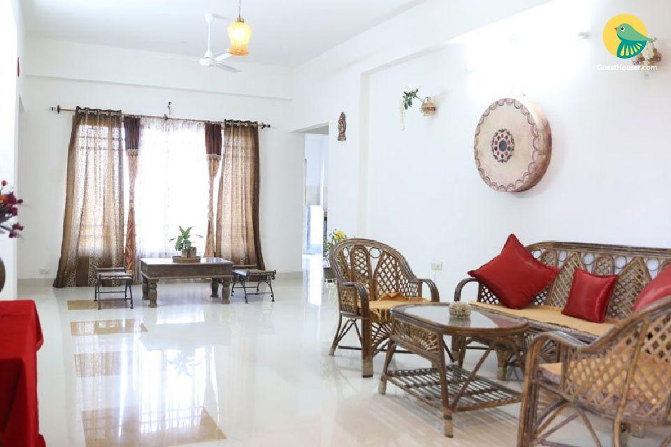 Royal Aravali View Room