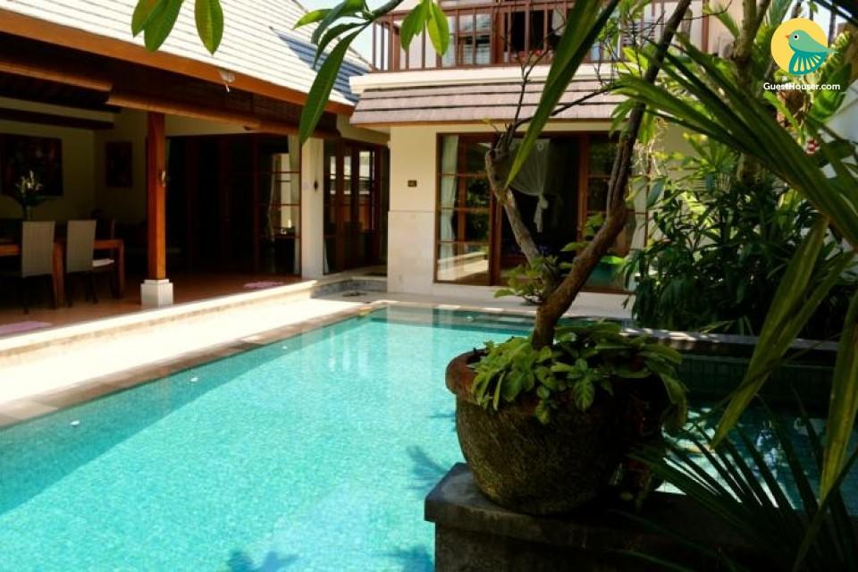 A perfect 2 bedroom Villa Holiday Retreat