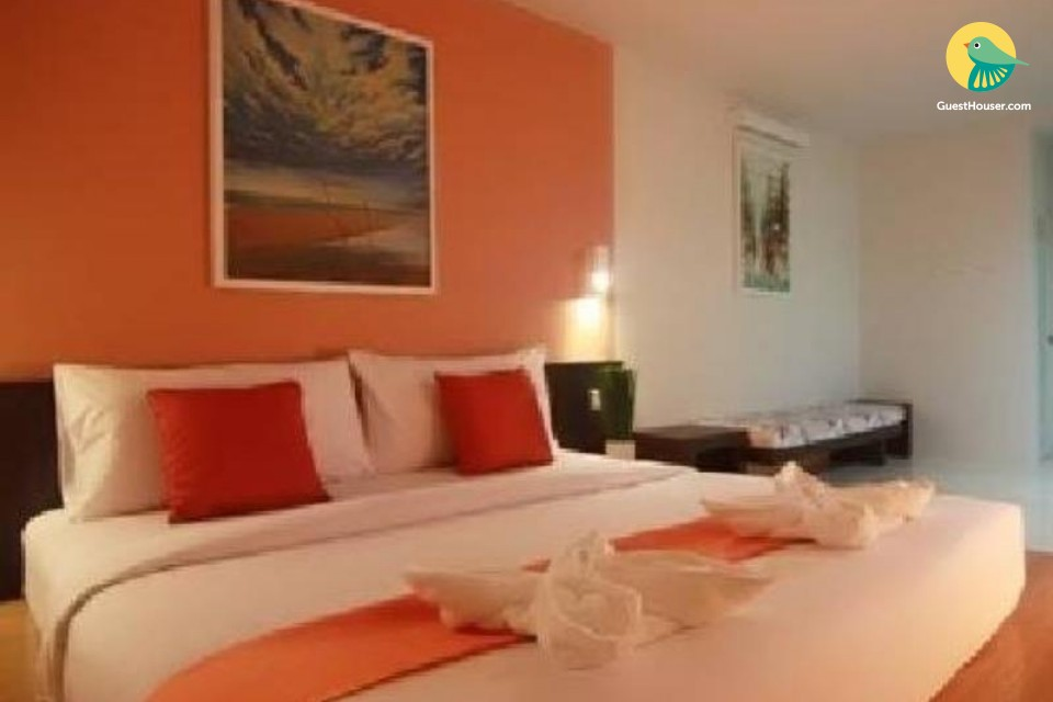 Nice room to stay