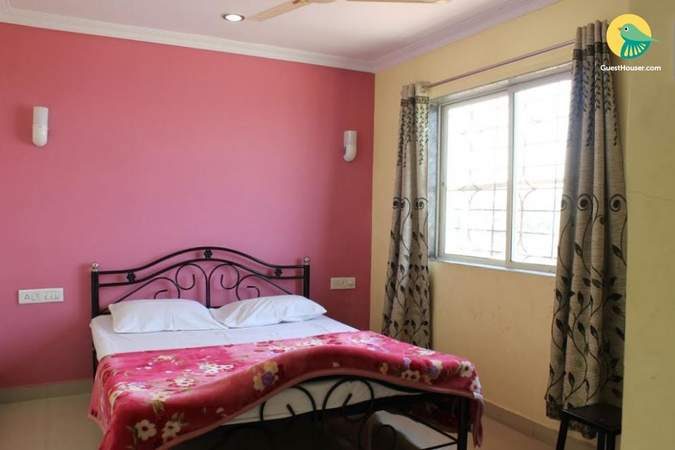 Comfortable apartment room, 1.5 km from Chinaman Waterfall