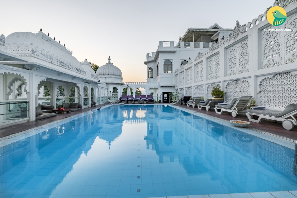 Traditional heritage stay for a luxurious vacation