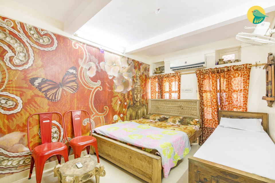2-bedded stay near Mehrangarh Fort