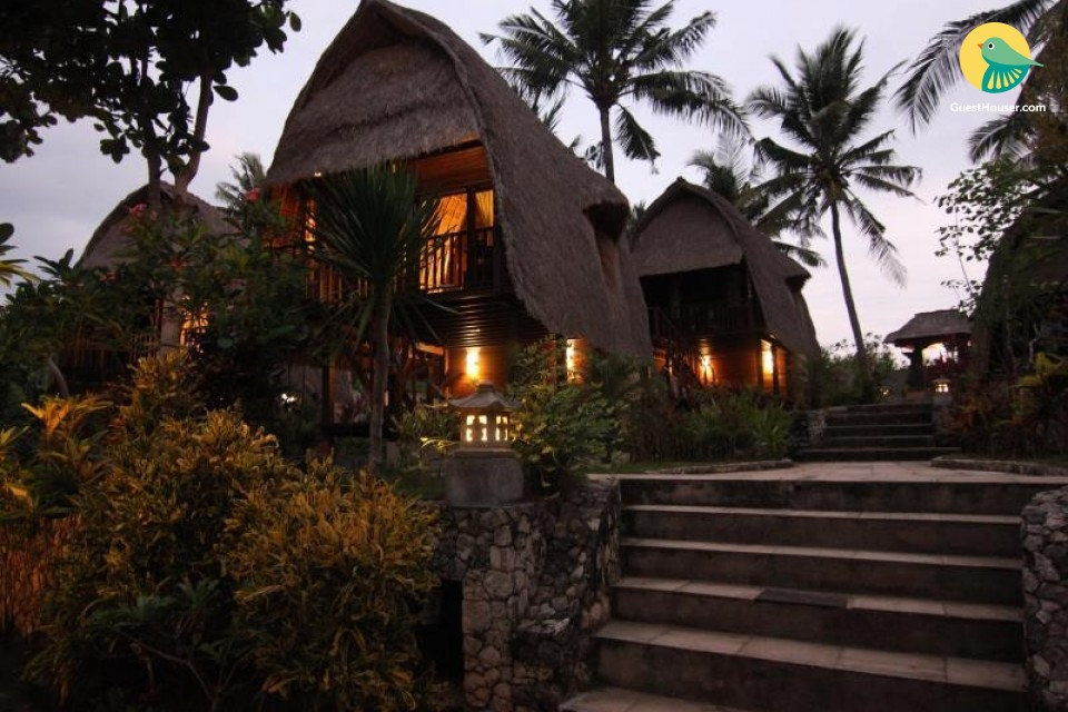 Stunning Huts to stay