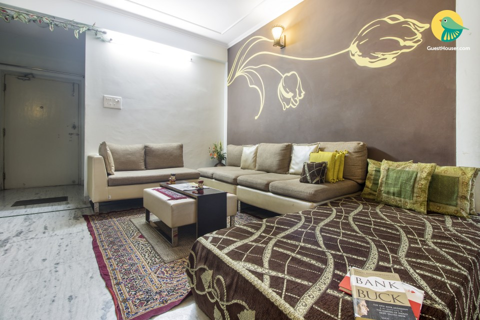 Luxuriously furnished apartment great for a family holiday
