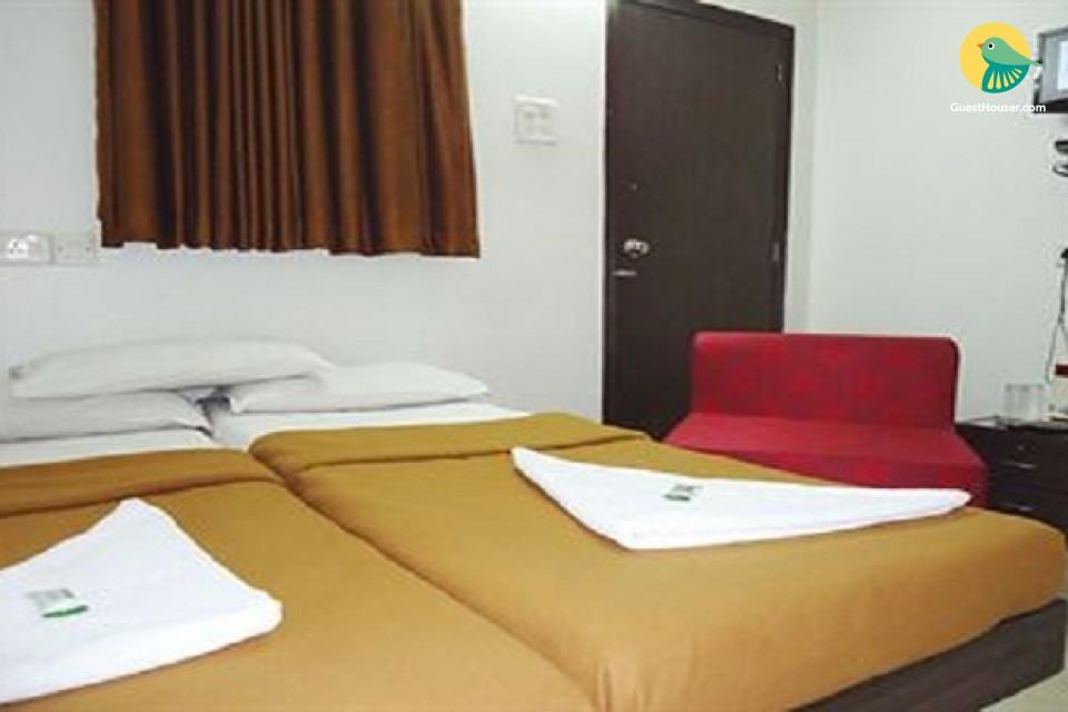 1-BR stay for two