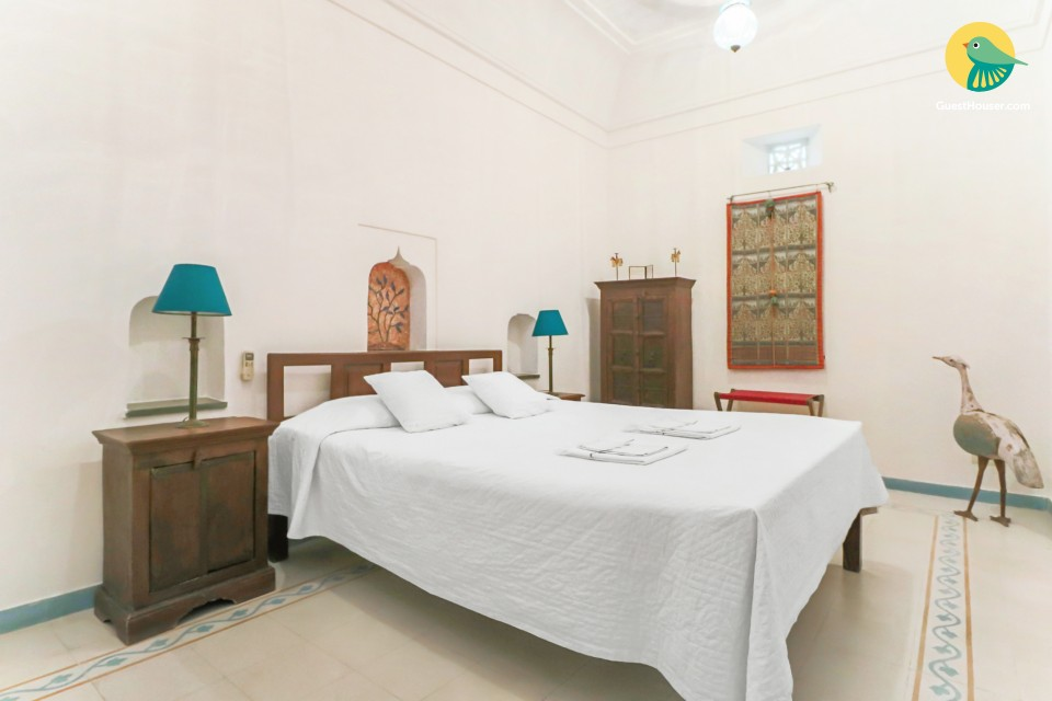 Traditional stay with contemporary comforts