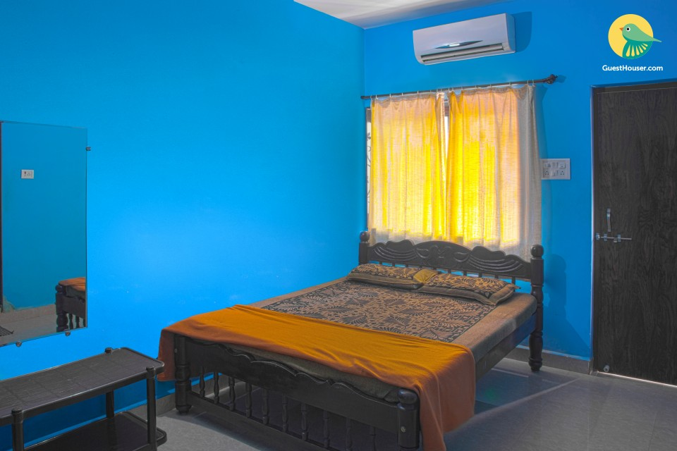 Relaxing 1-bedroom homestay near Calangute beach