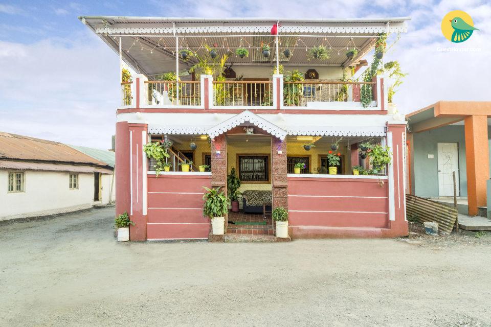 Rejuvenating 4-bedroom bungalow nestled in serenity