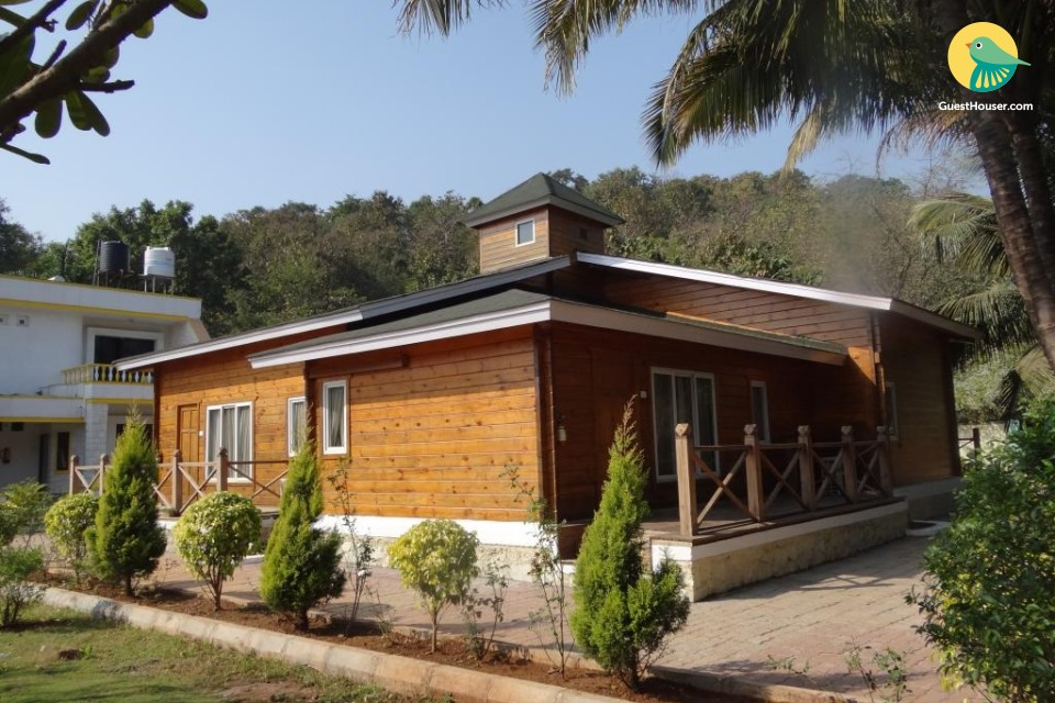 Cottage Suite near Kanha Bird Sanctuary