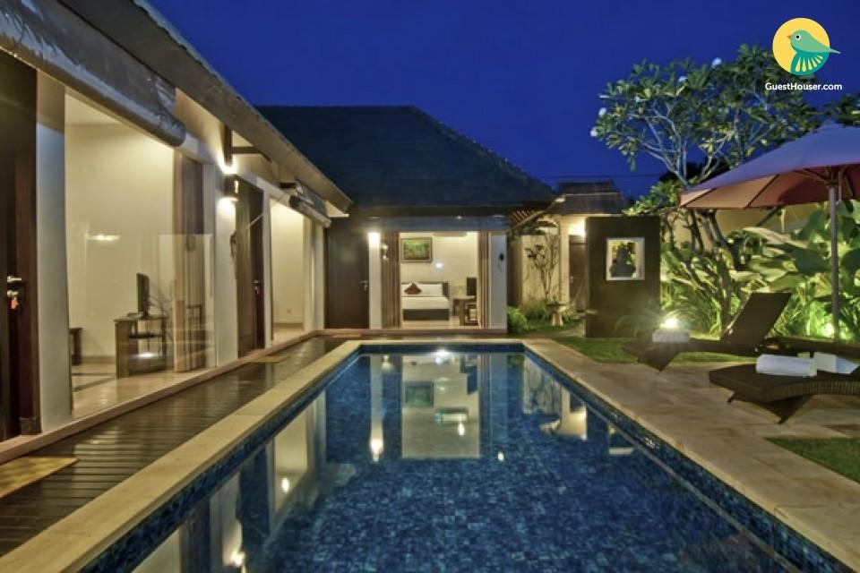 Enchanting 3 Bedroom villa to Stay