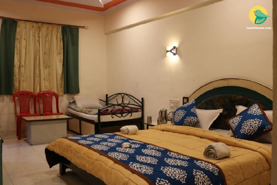 1 bedroom stay in a beautifull guesthouse