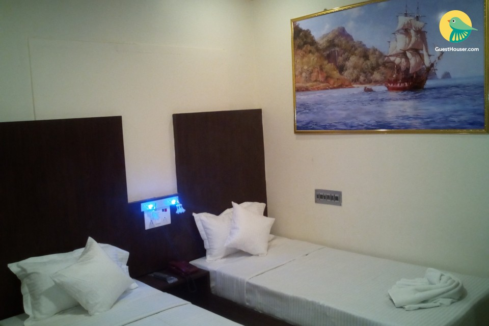 Fully Furnished Stay